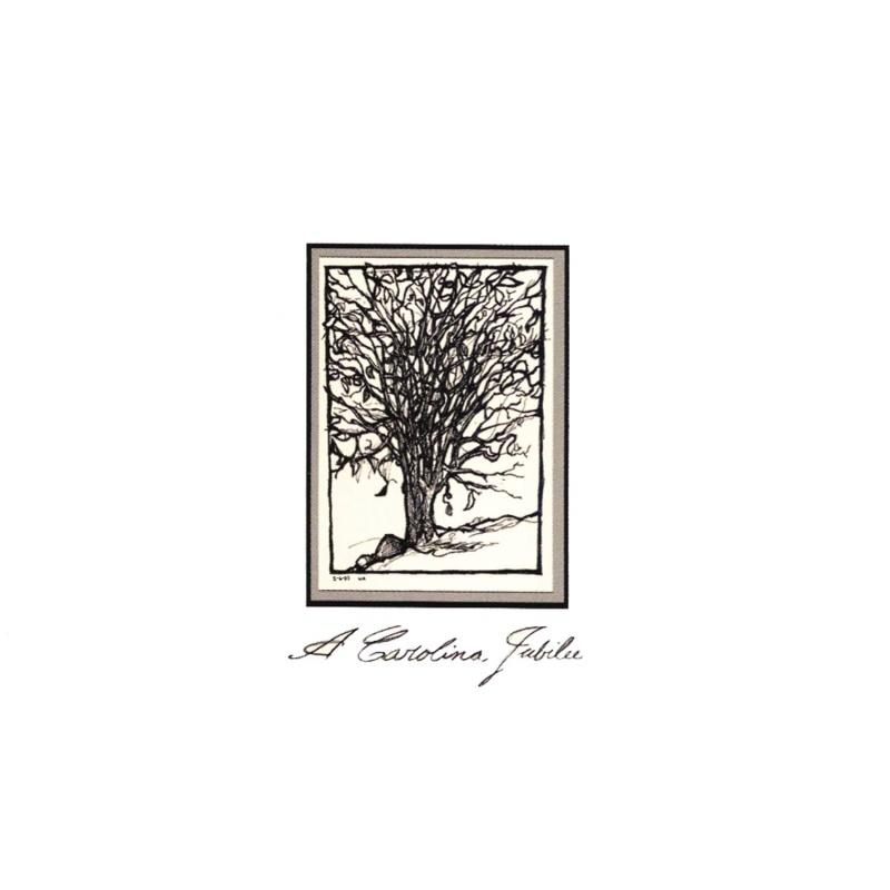 """""""A Carolina Jubilee"""" album cover"""