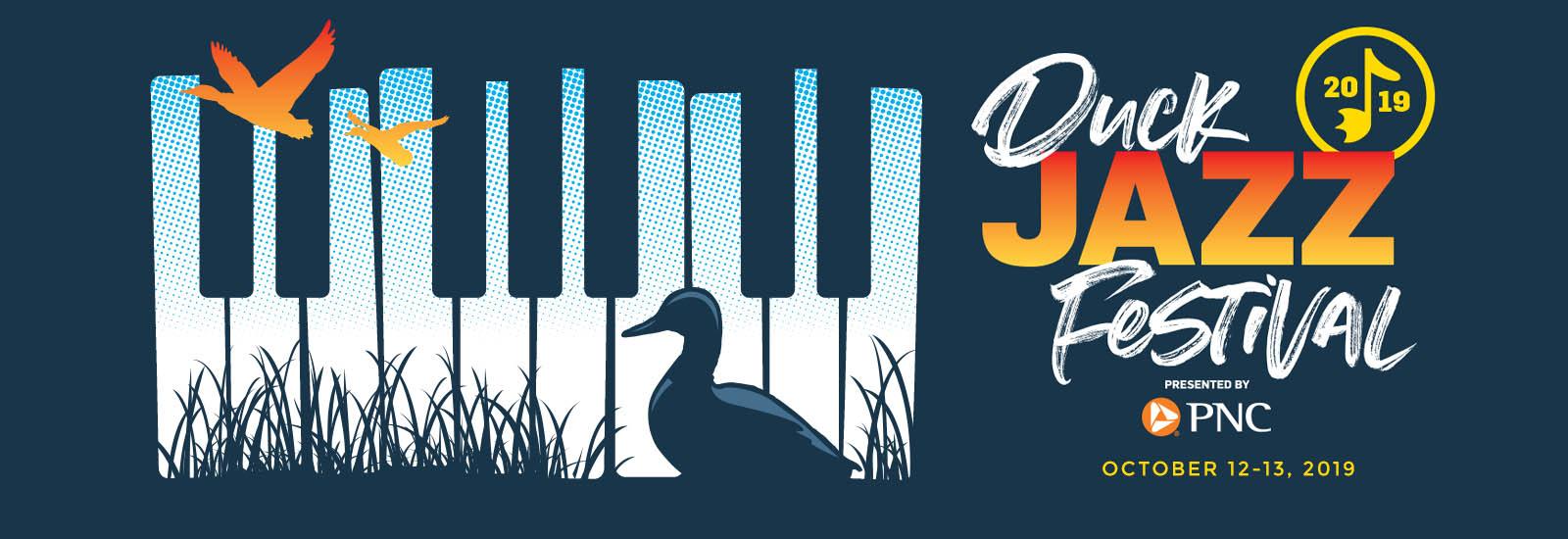 Duck Jazz Festival Banner
