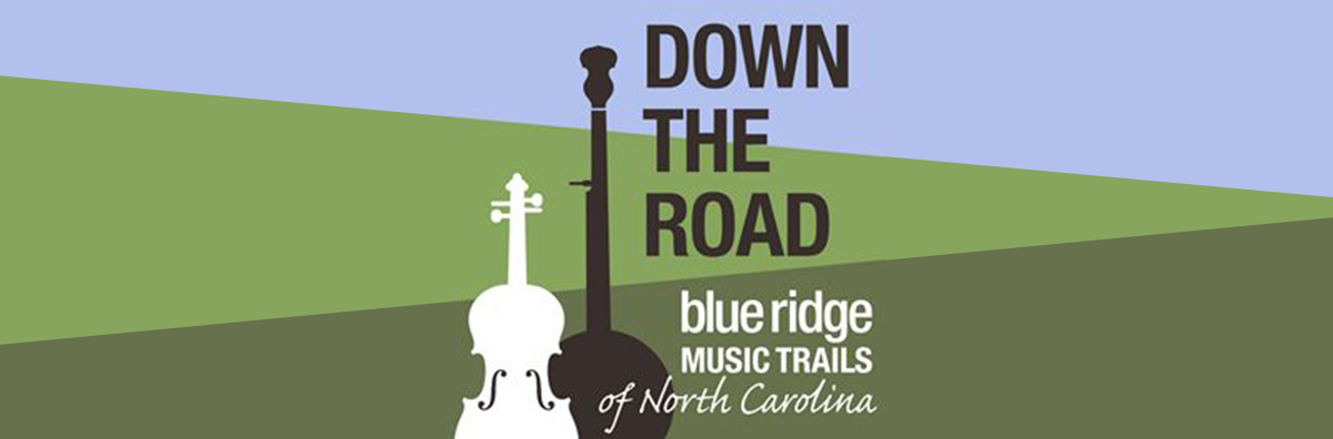 Down the Road Podcast Logo