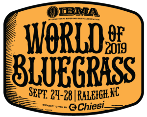 IBMA World of Bluegrass 2019