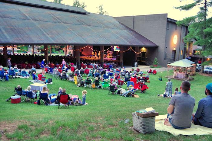 A Round-Up of North Carolina's July Music Festivals | North