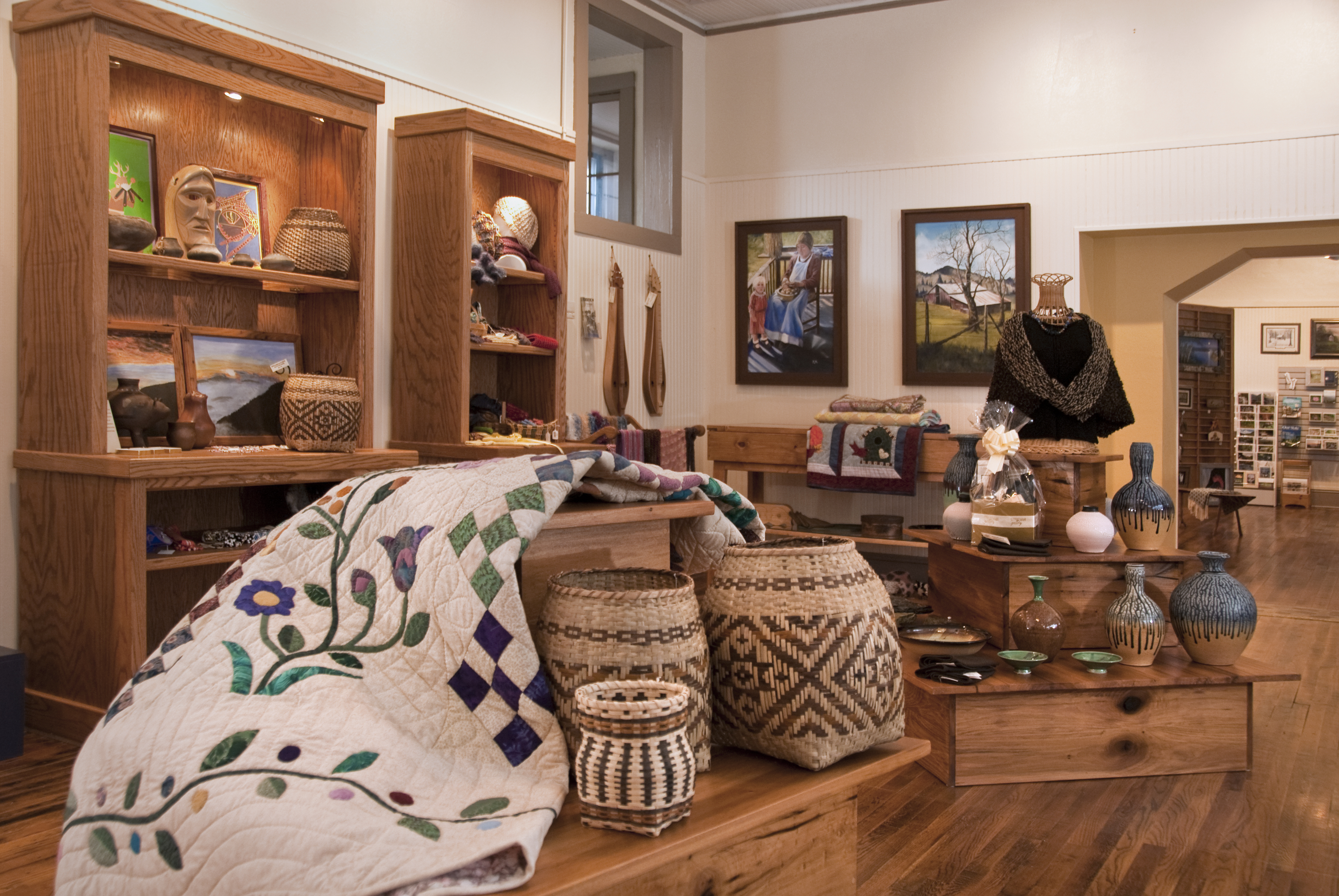 Craft Heritage Trails Of Western North Carolina