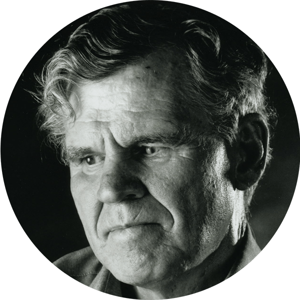 Doc Watson, photo by Peter Figen