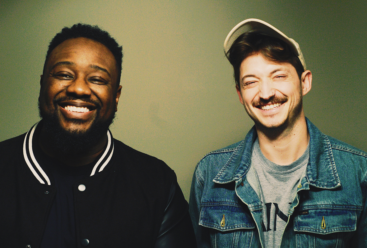 Phonte Coleman and Holland Randolph Gallagher