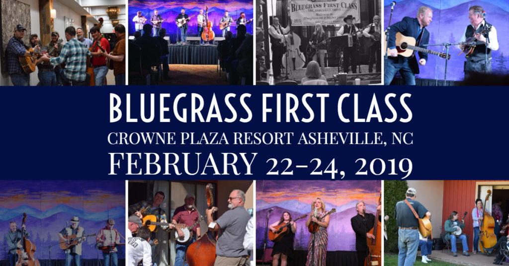 Bluegrass First Class