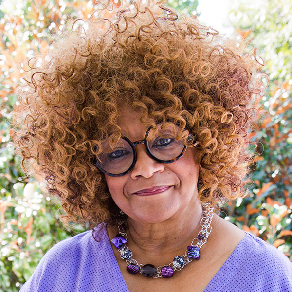 Portrait of Jaki Shelton Green