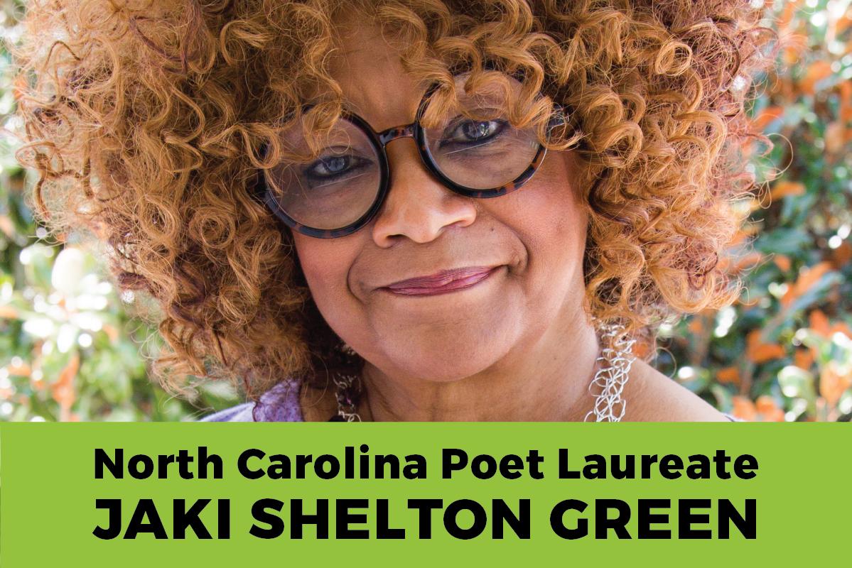 NC Poet Laureate Jaki Shelton Green