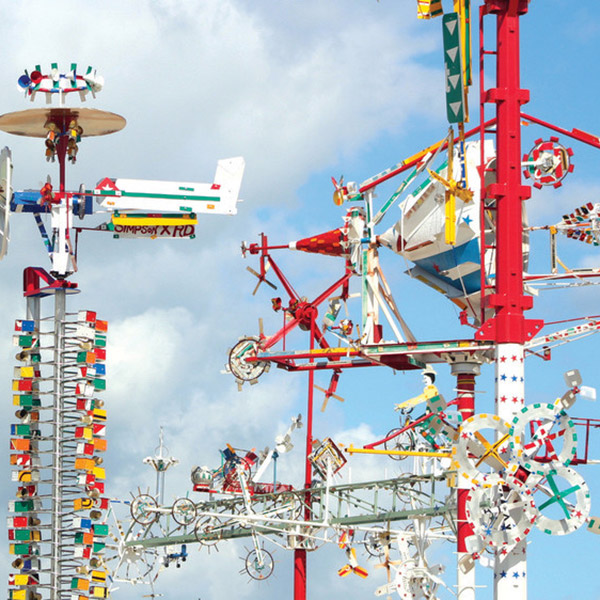 Whirligigs by Volis Simpson
