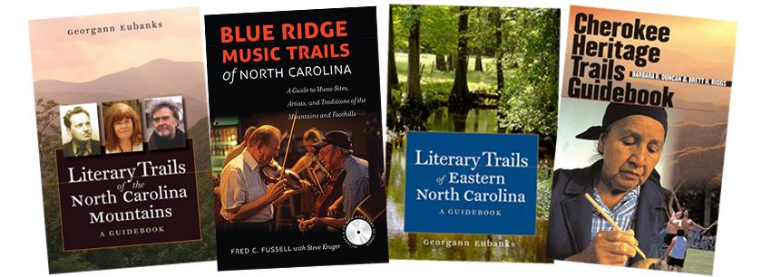 North Carolina Trail Books