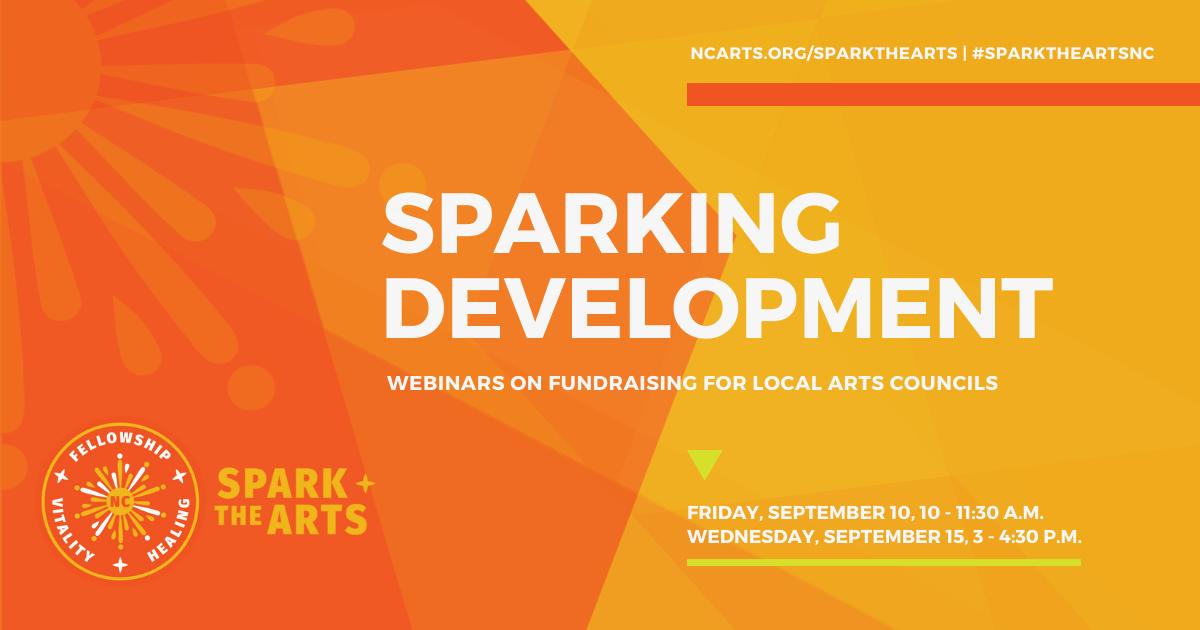 促进发展:为当地艺术委员会筹款的网络研讨会