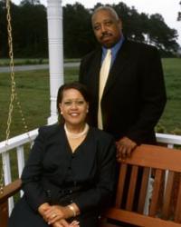 Sandy and Iris Jackson