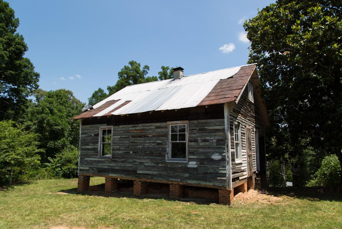 Nina Simone's childhood home