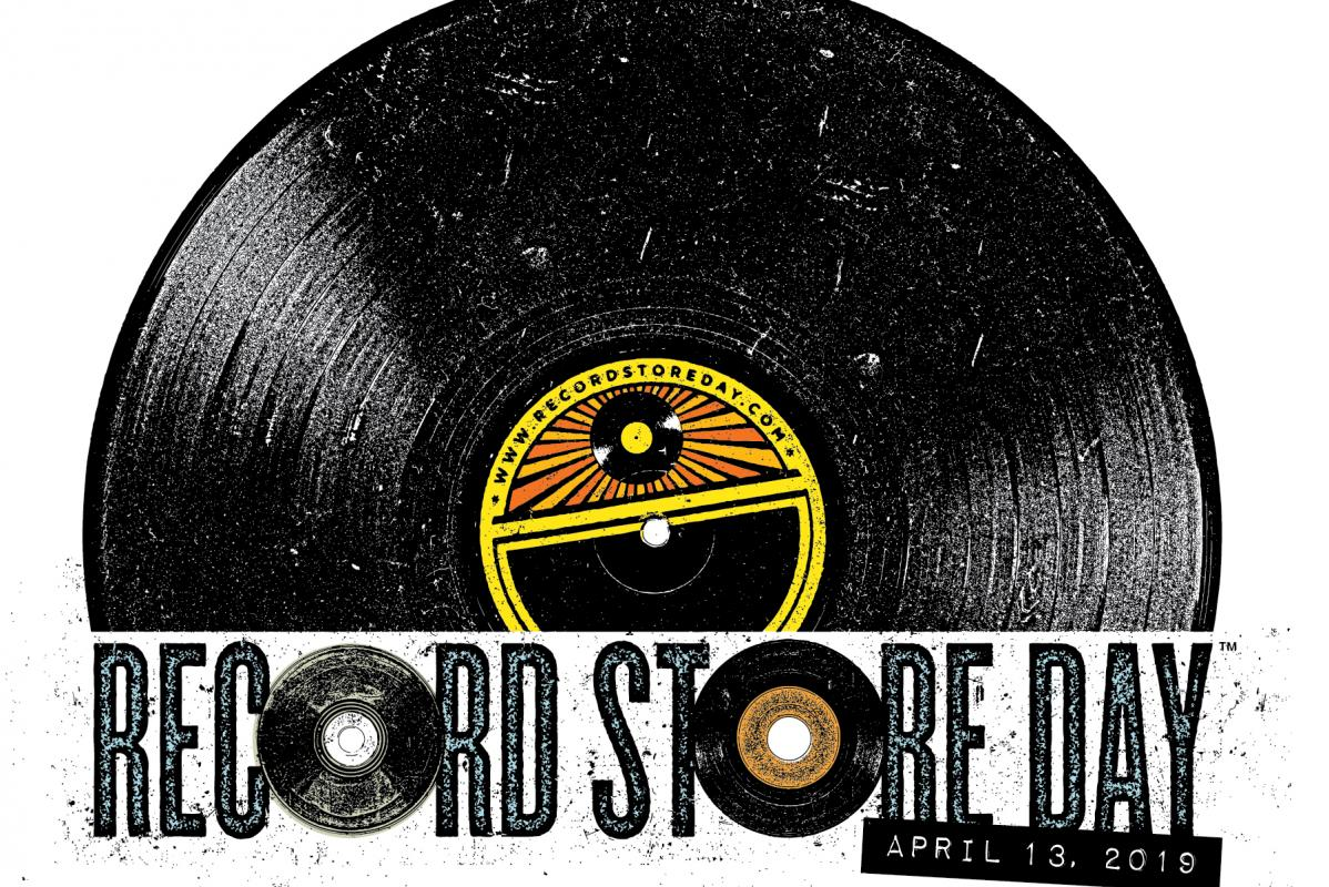 Record Store Day's 2019 Logo