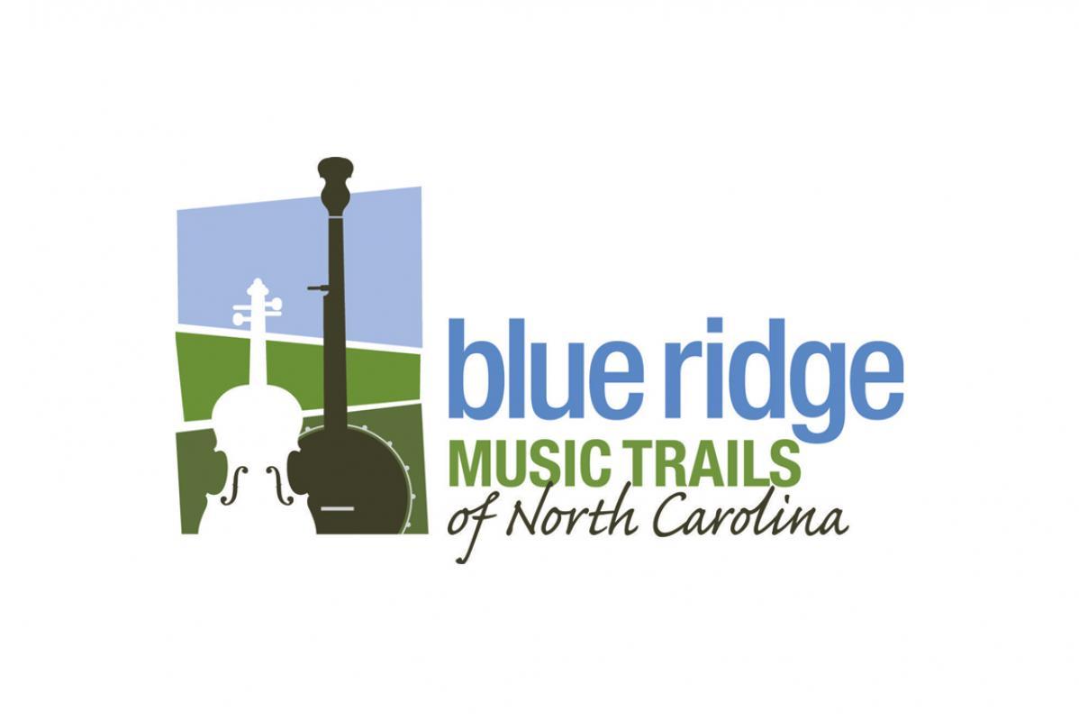 Blue Ridge Music Trails logo