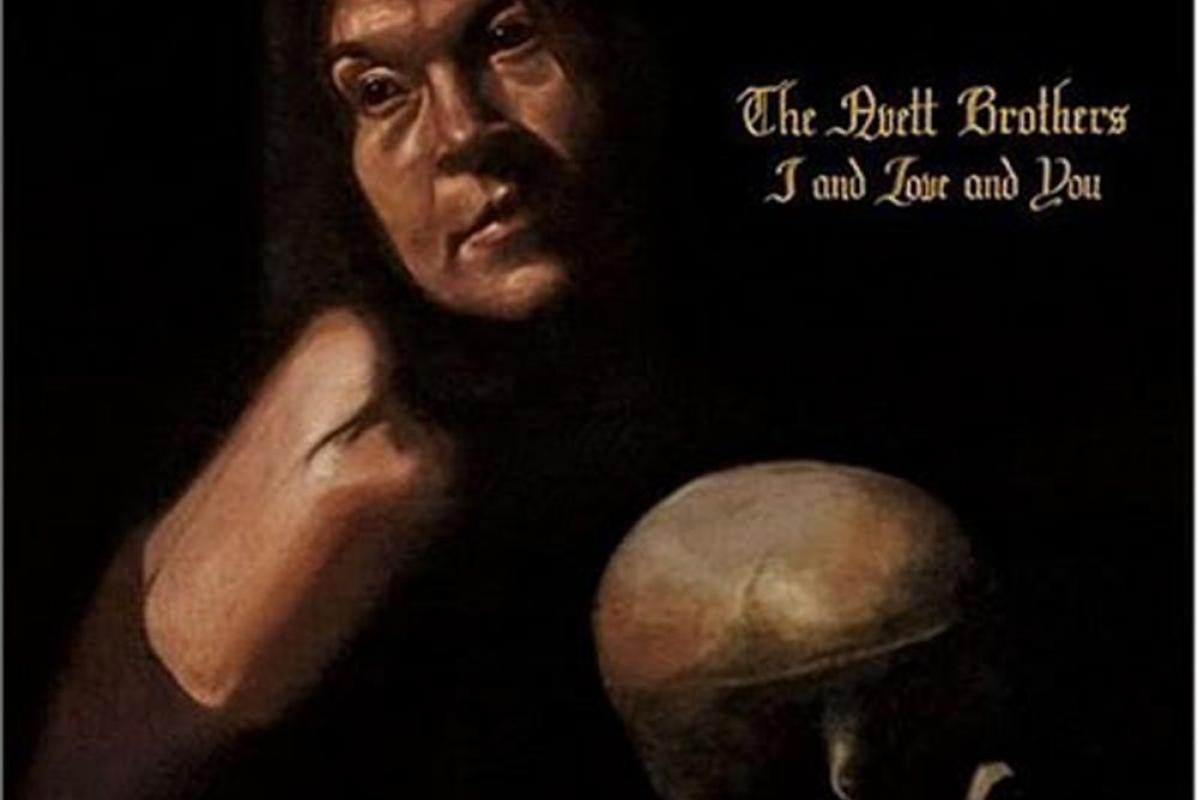 """Album art for the Avett Brothers album """"I and Love and You"""""""