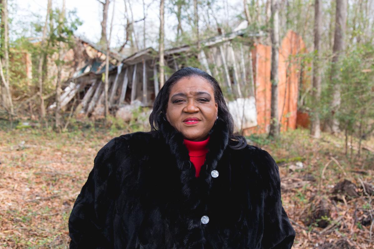Gospel singer, historian, and educator Mary D. Williams