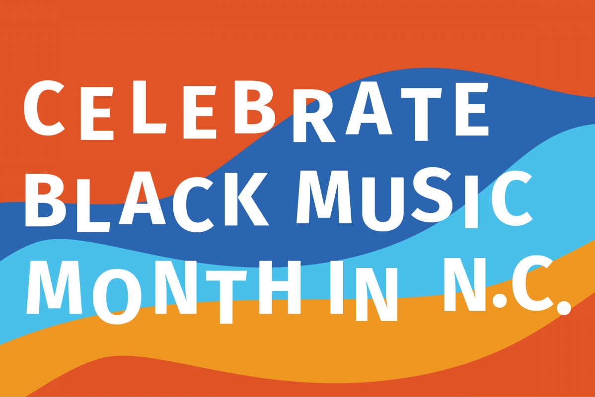 Graphic: A Playlist to Celebrate Black Music Month in North Carolina