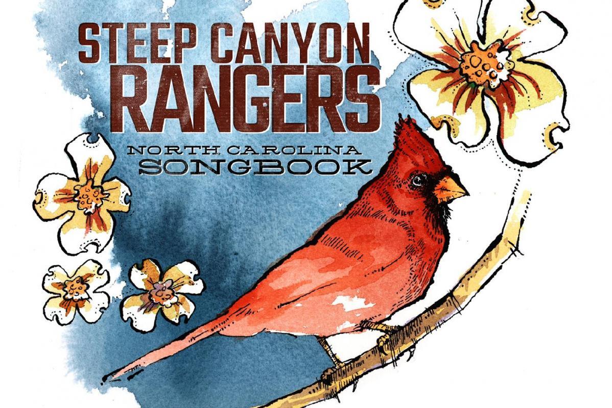 """""""North Carolina Songbook"""" album cover"""