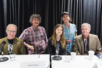 Mitch Easter, David Menconi, Sarah Shook, BJ Barham, Wayne Martin