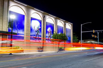 Greenville NC. Image by the city of Greenville