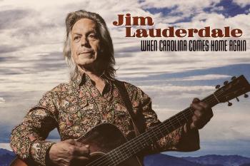 "Jim Lauderdale ""When Carolina Comes Home Again"" album cover"