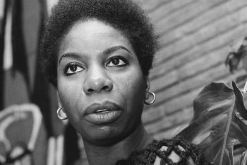 Nina Simone by Ron Kroon / Anefo, copyright Nationaal Archief, 1965