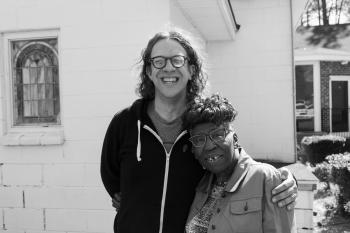 Phil Cook and Sister Lena Mae Perry
