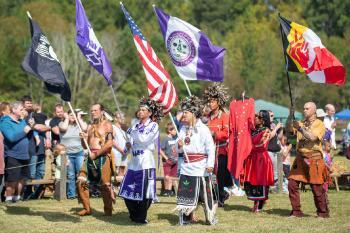 Opening Ceremony. Photo by Ivan Richardson.
