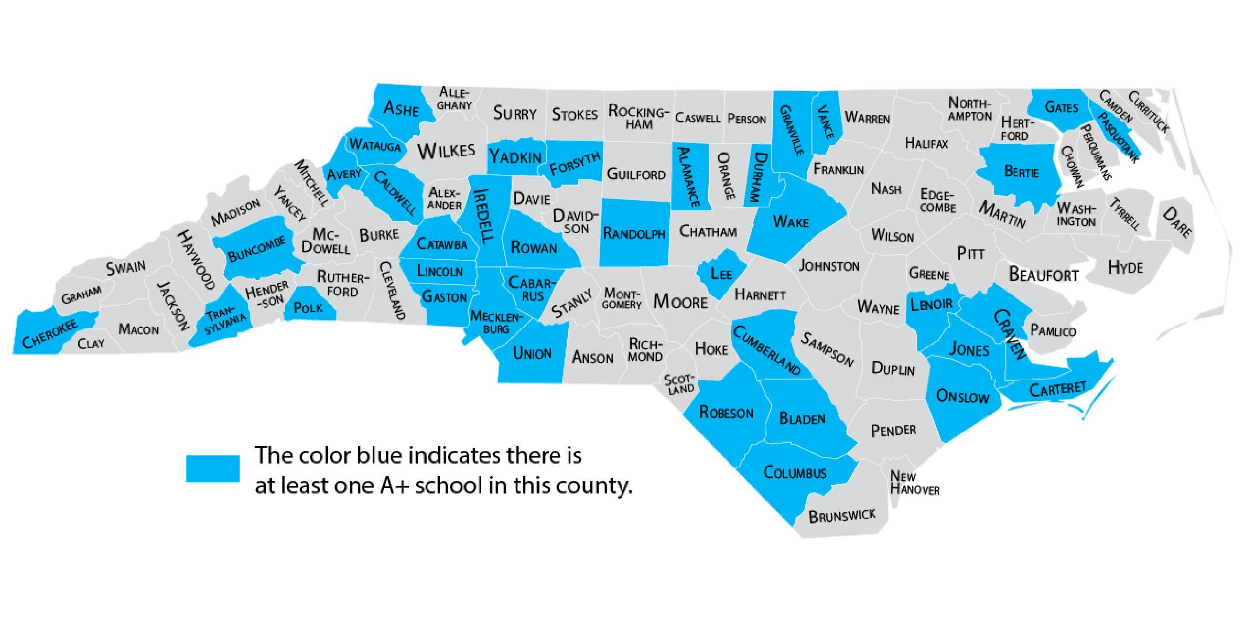 Directory of A+ Schools