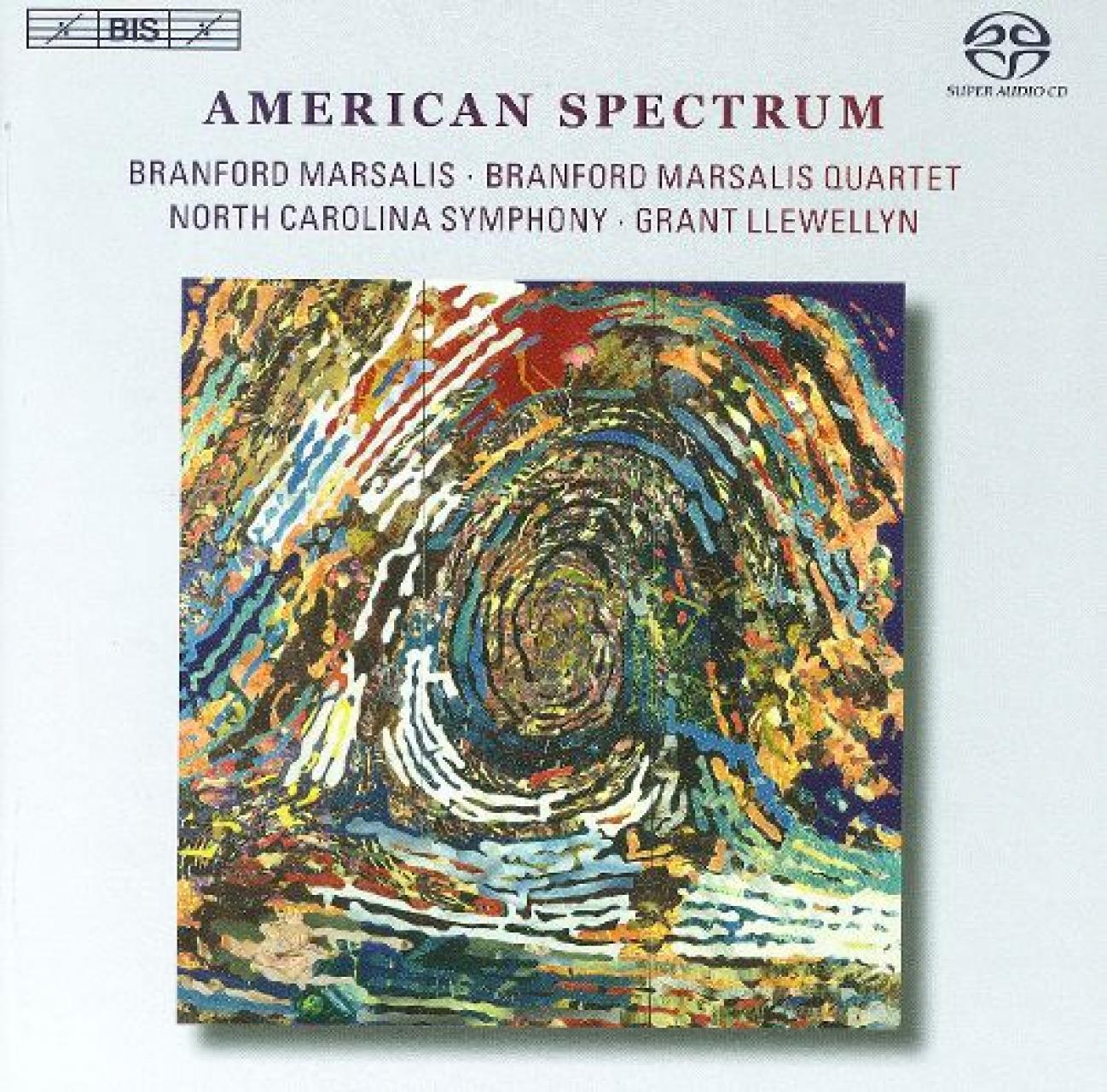 Branford Marsalis - American Spectrum