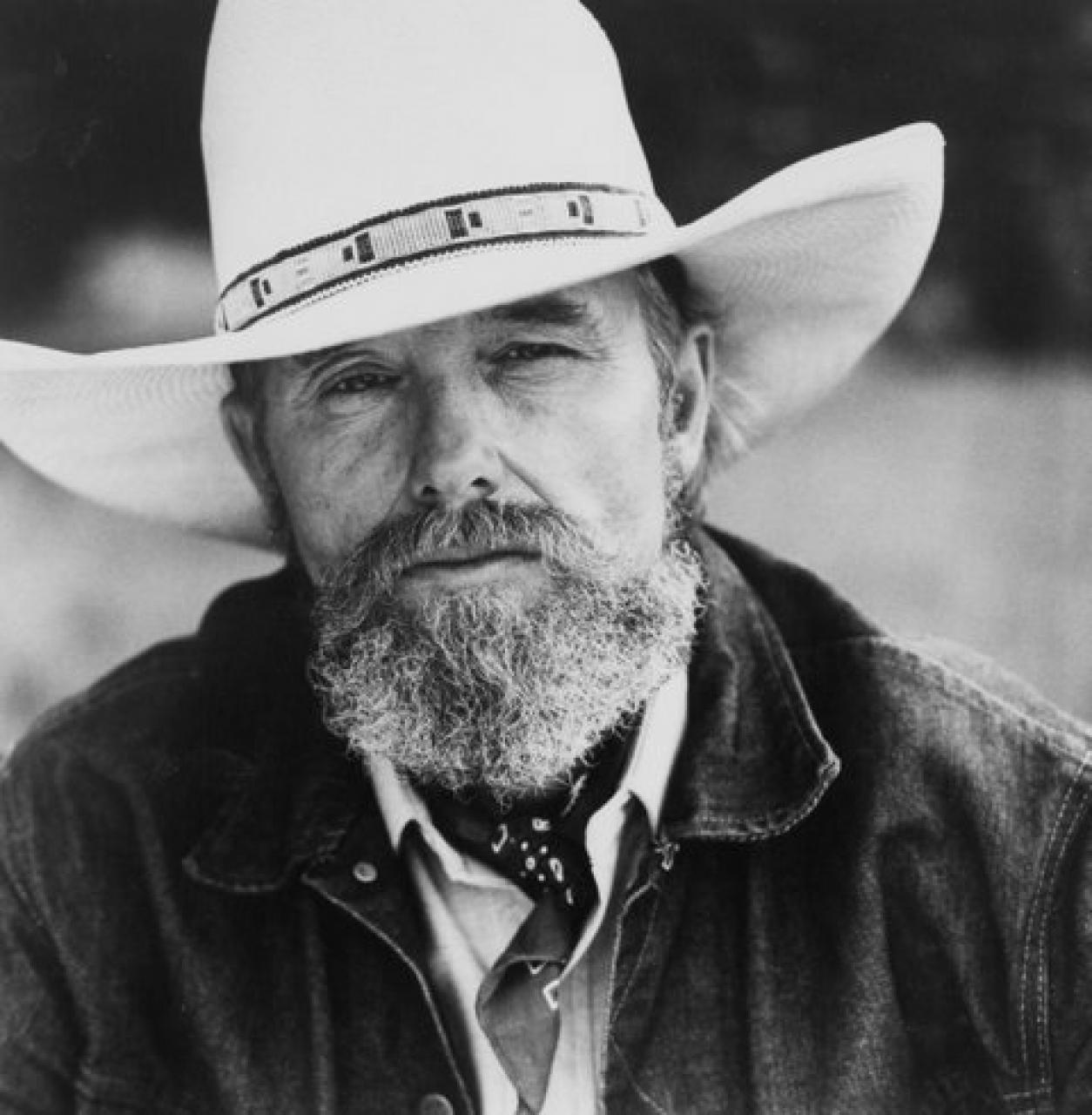 Portrait of Charlie Daniels