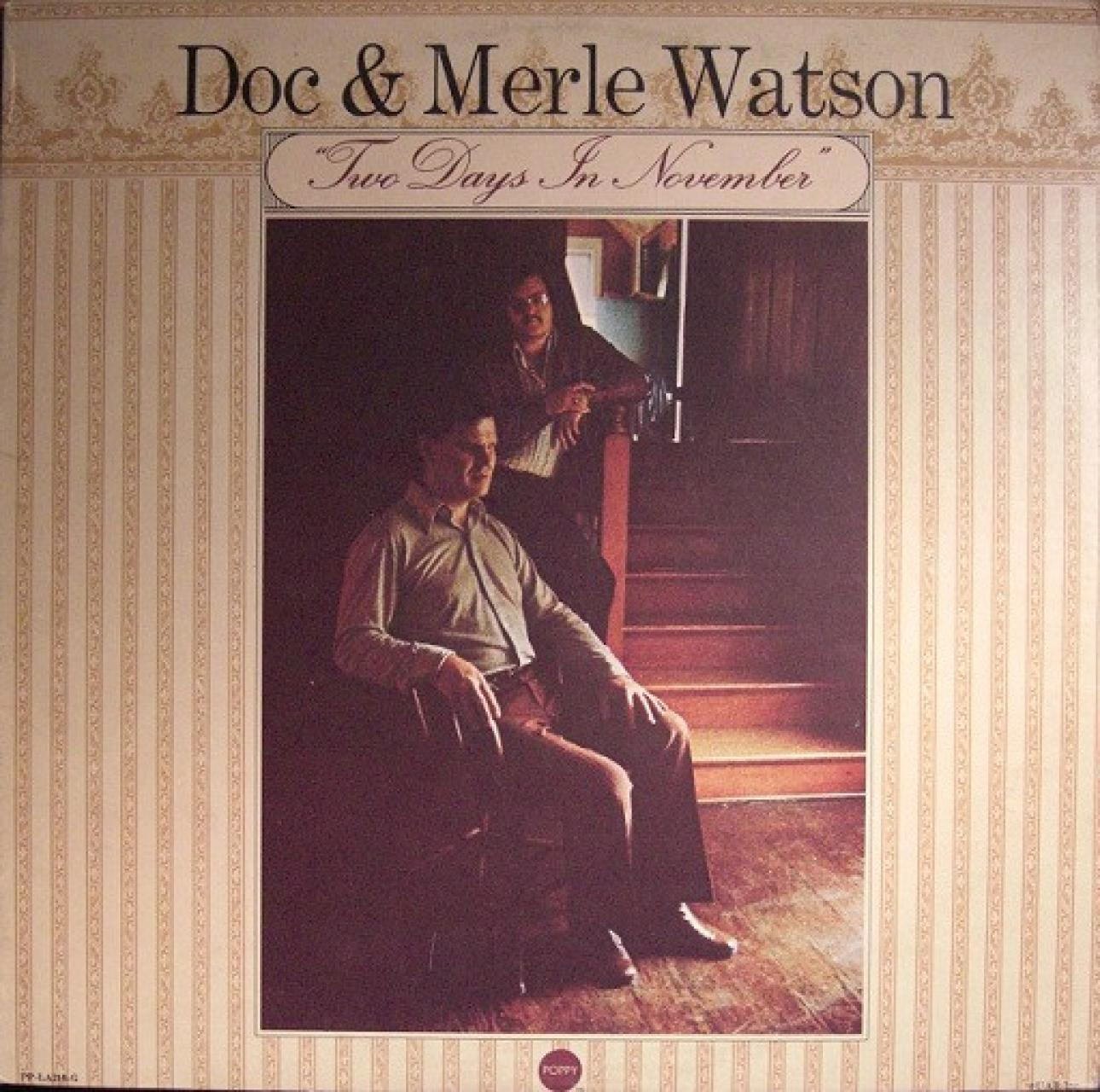 Doc & Merle Watson - Two Days in November