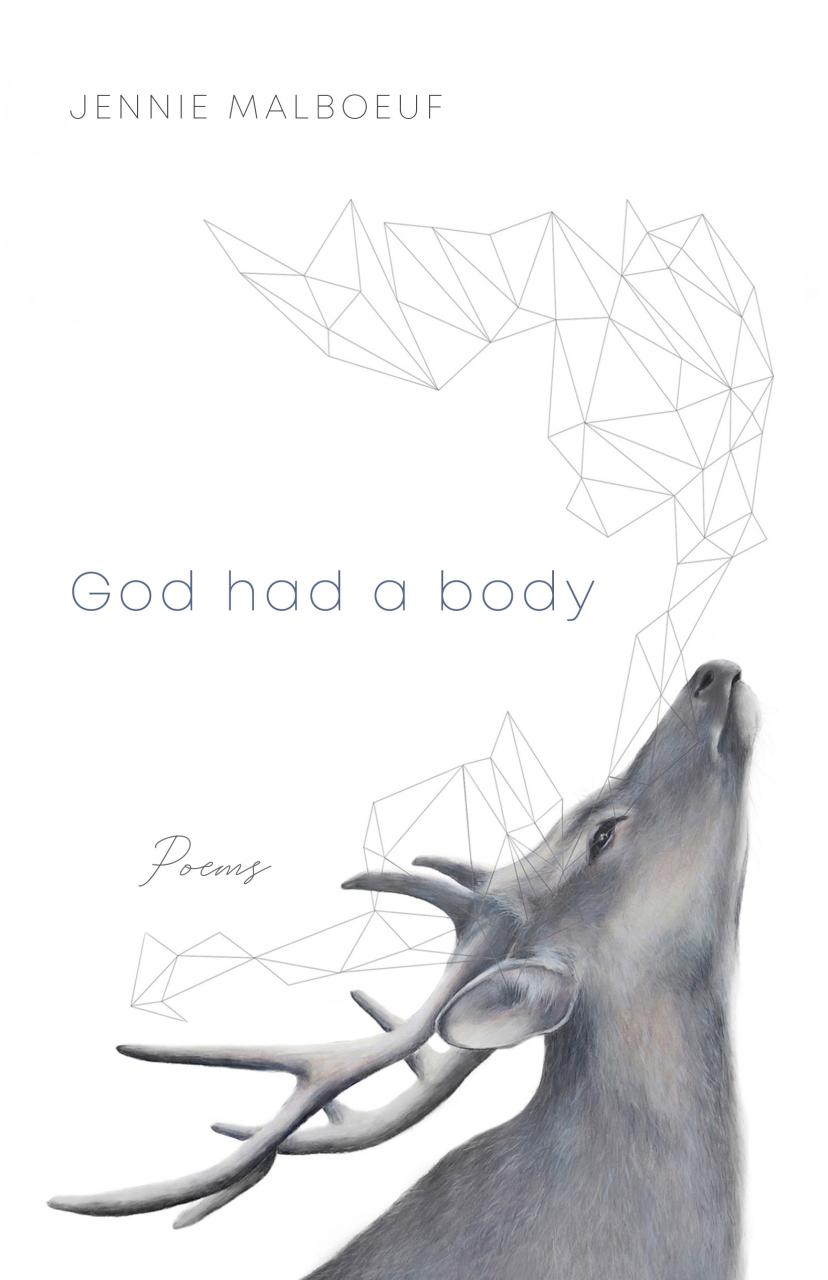 God has a body book cover