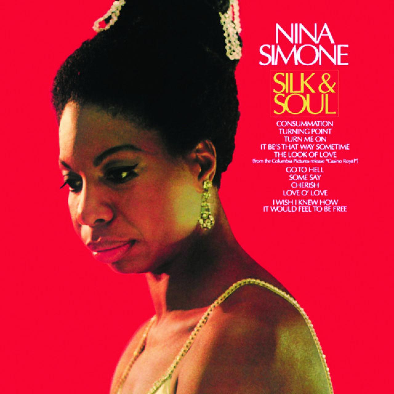 Nina Simone - Silk & Soul