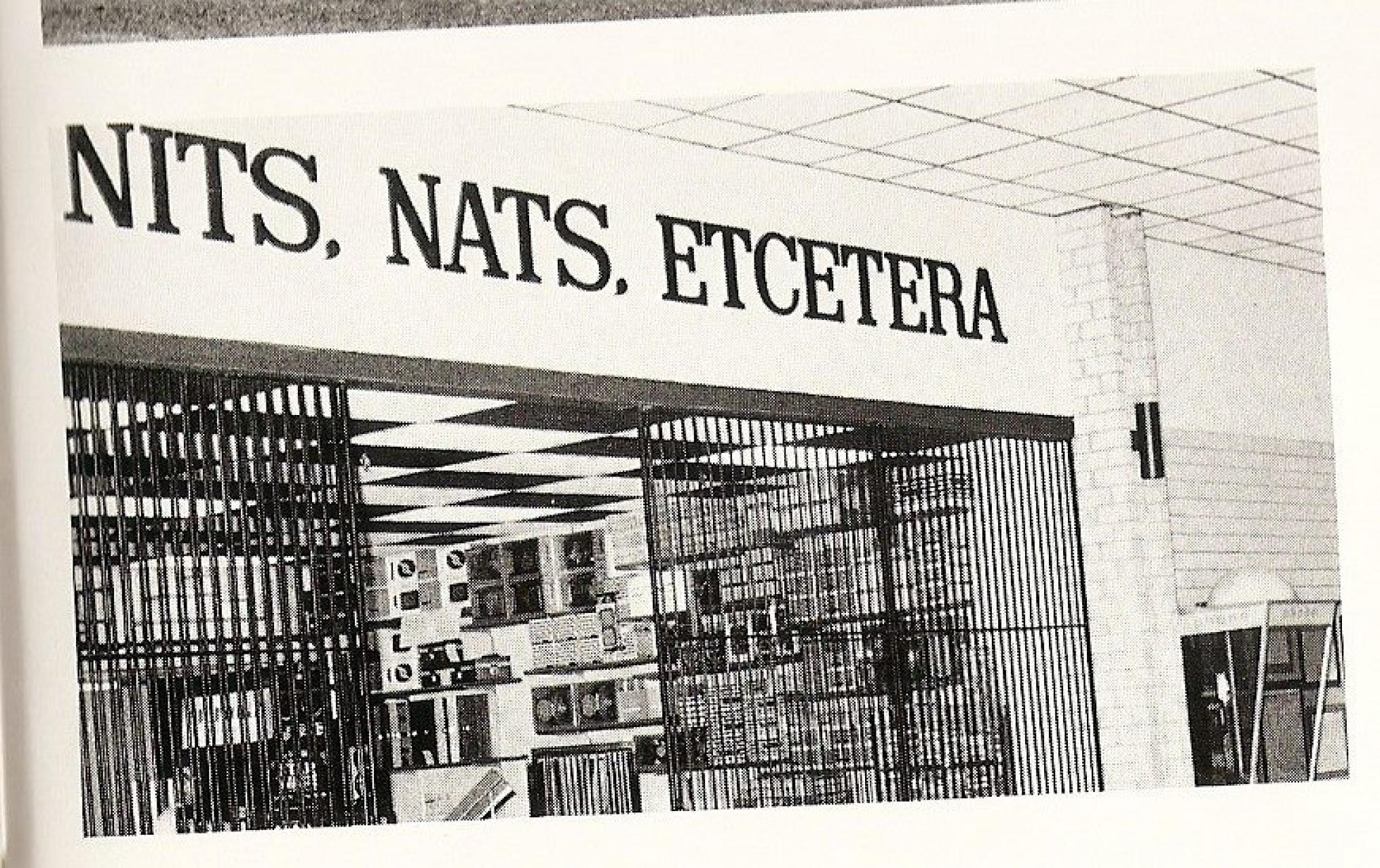 Nit Nats' original storefront in the Henderson Mall