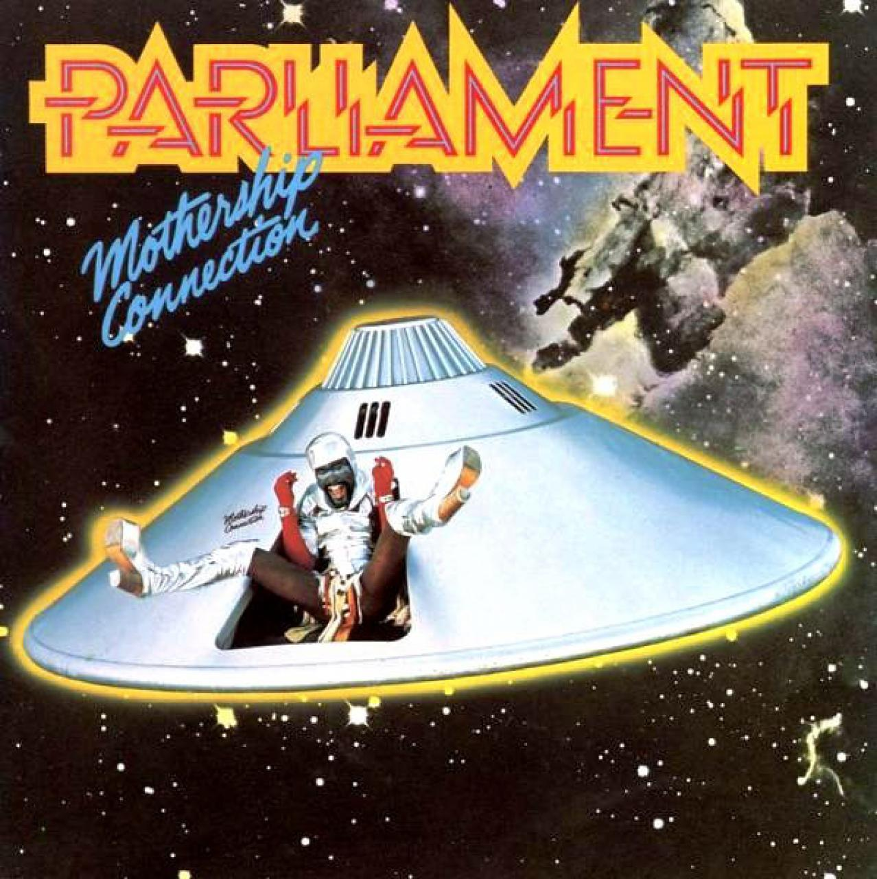 Parliament - Mothership Connection