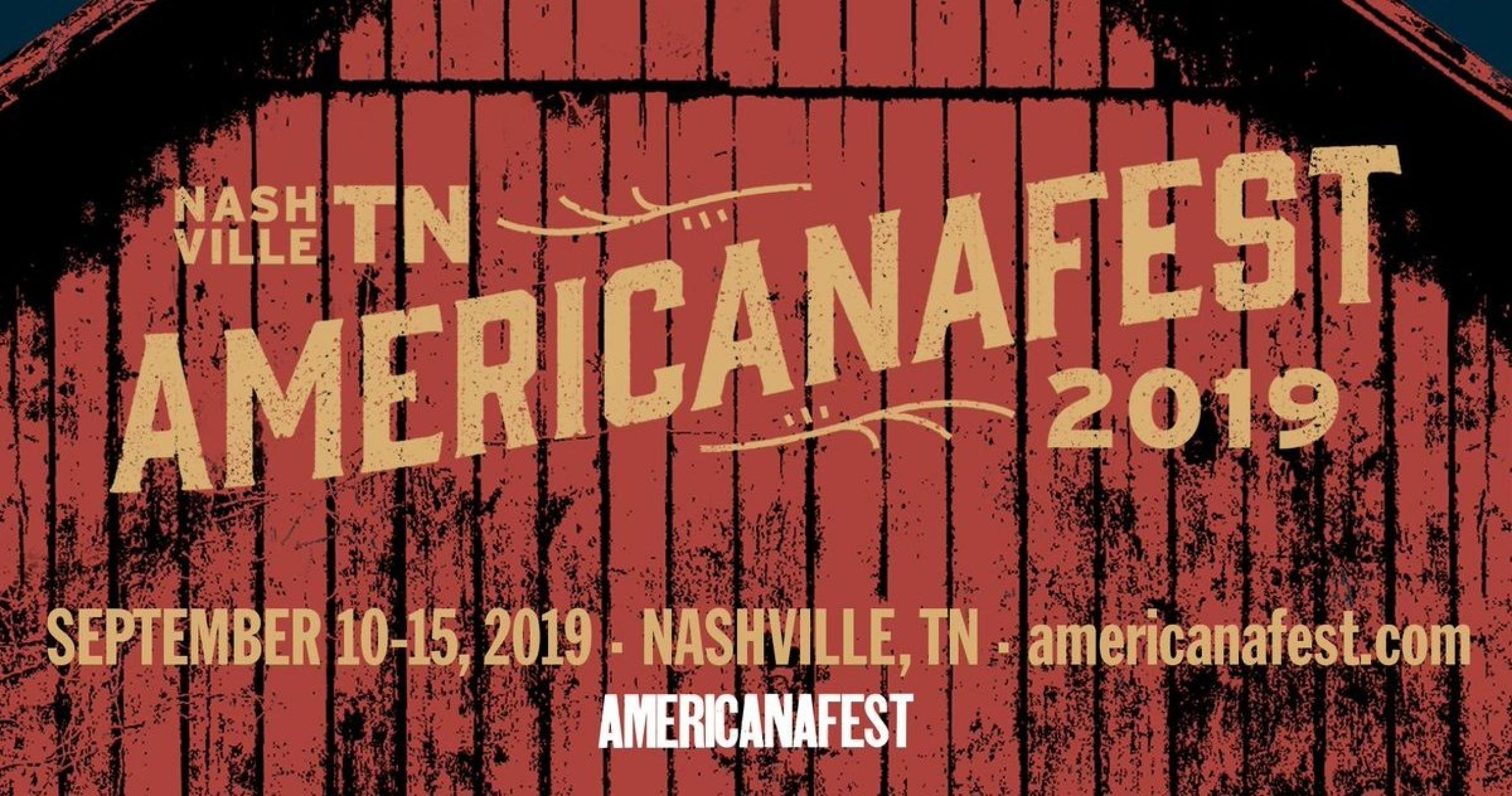 Americanafest 2019 logo