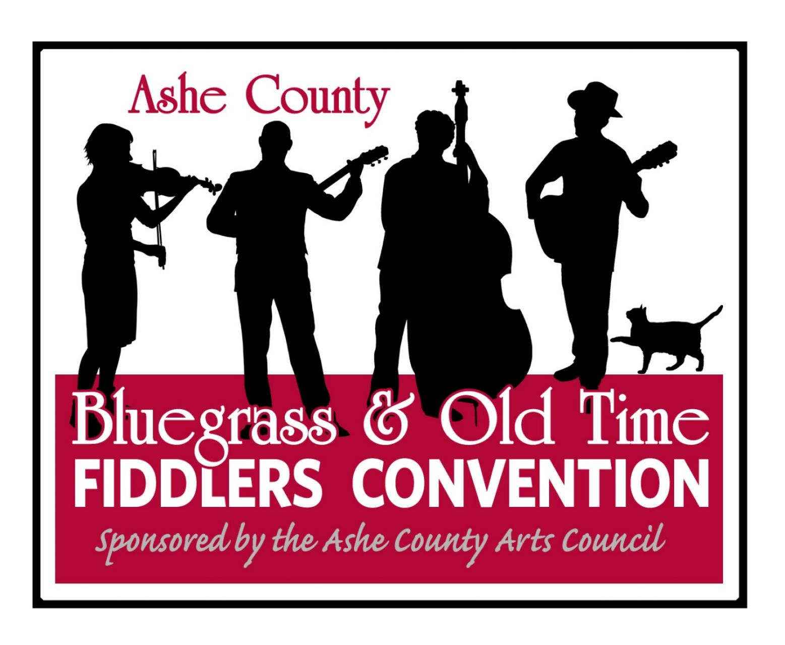 50th Annual Ashe County Bluegrass and Old Time Fiddlers Convention