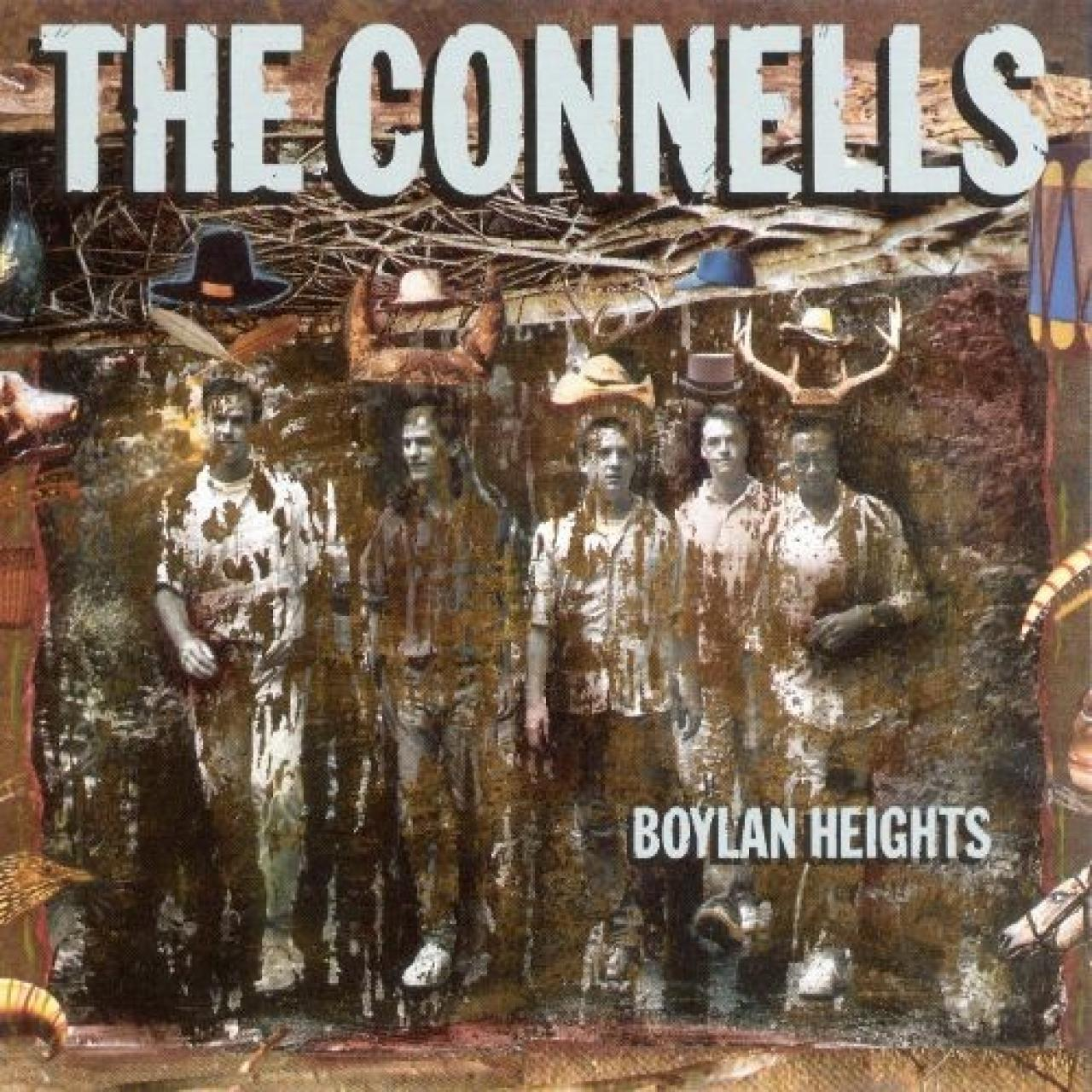 The Connells Boylan Heights