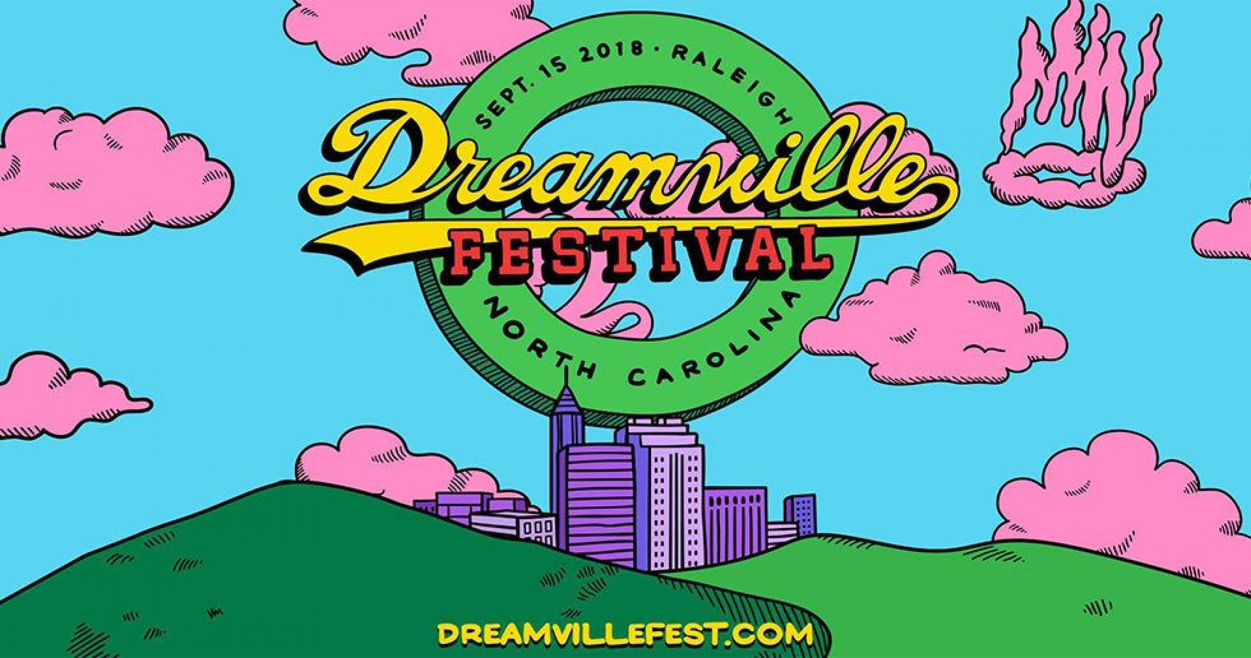 Dreamville Festival's Banner Logo