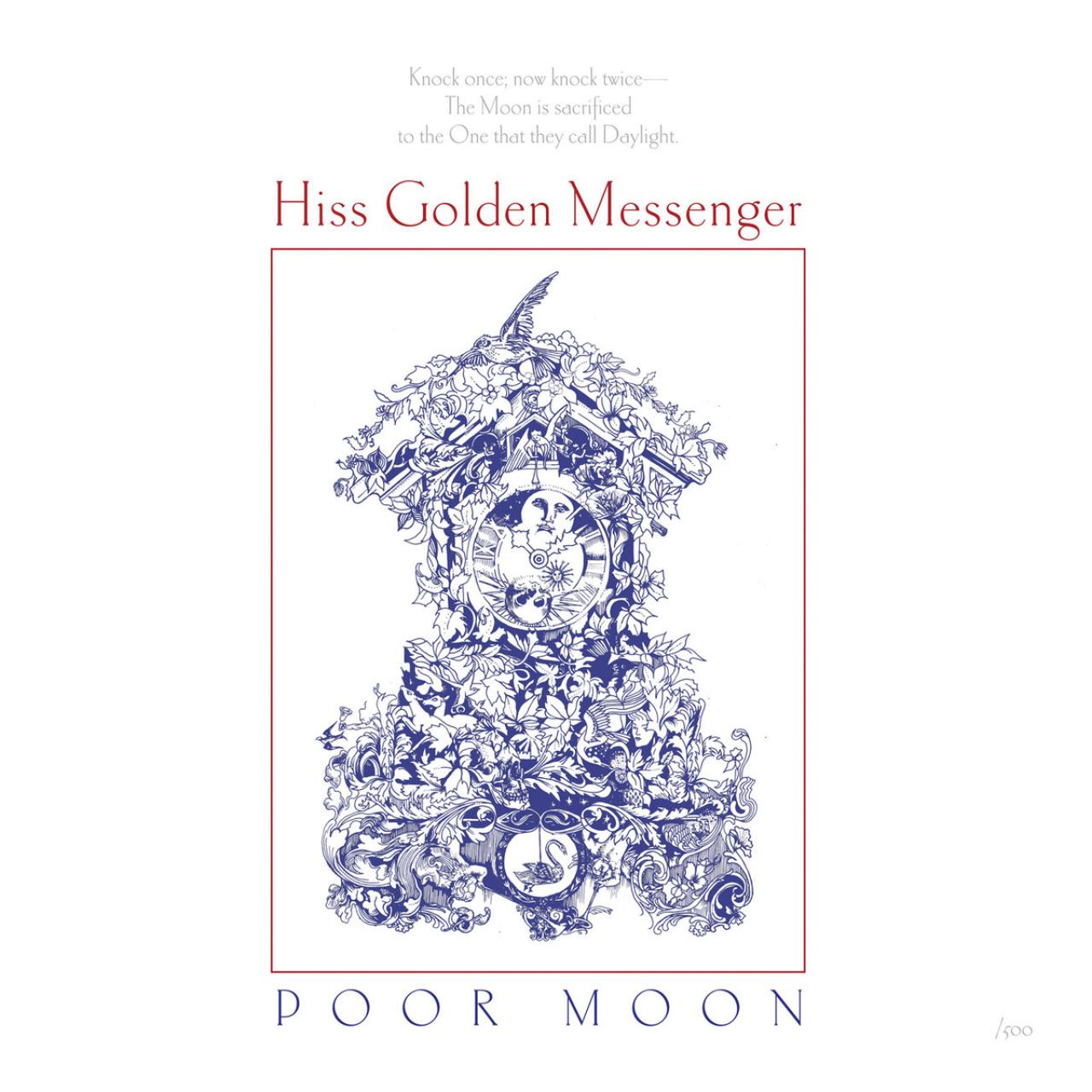 Hiss Golden Messenger - Poor Moon album cover