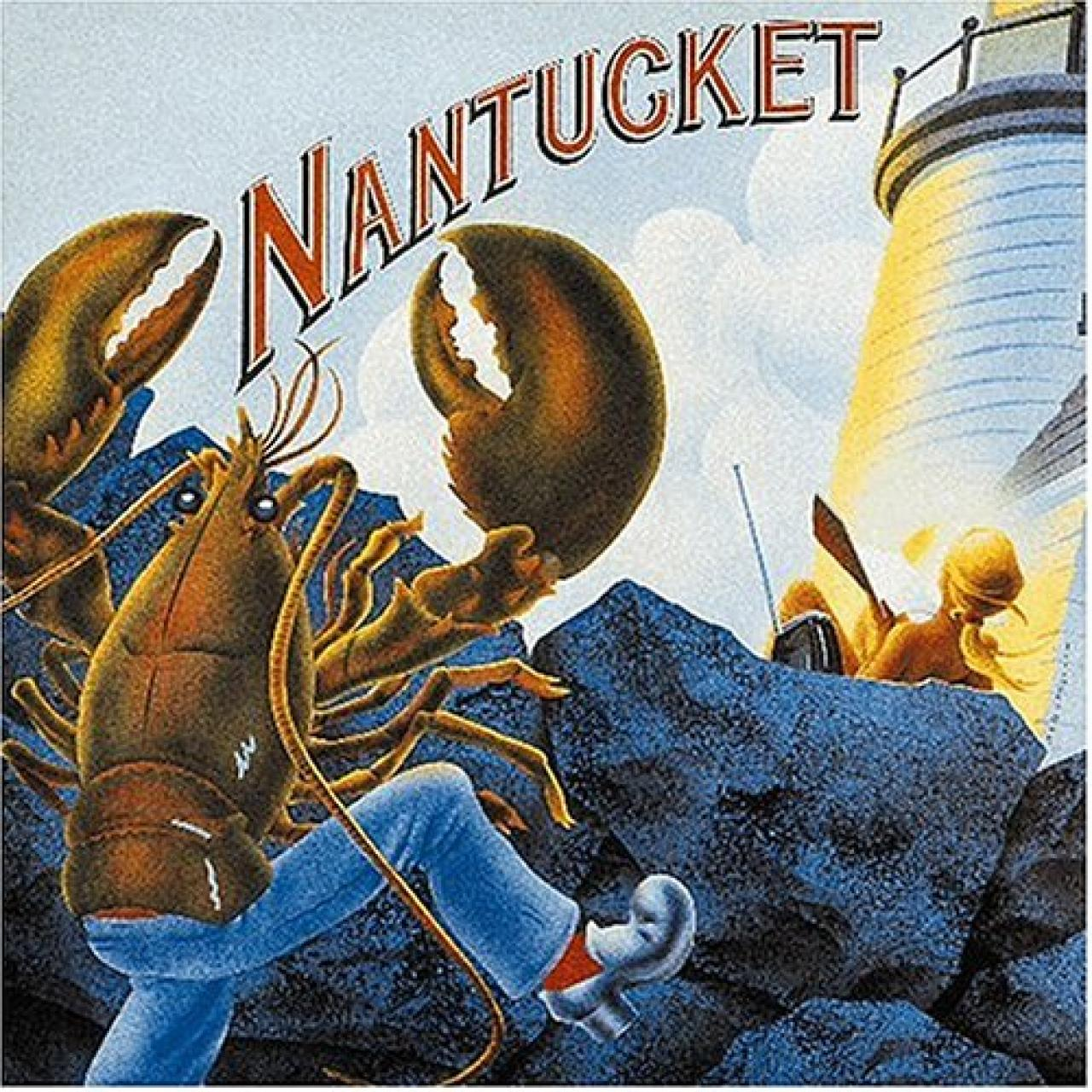 "Nantucket - ""Nantucket"" album cover"