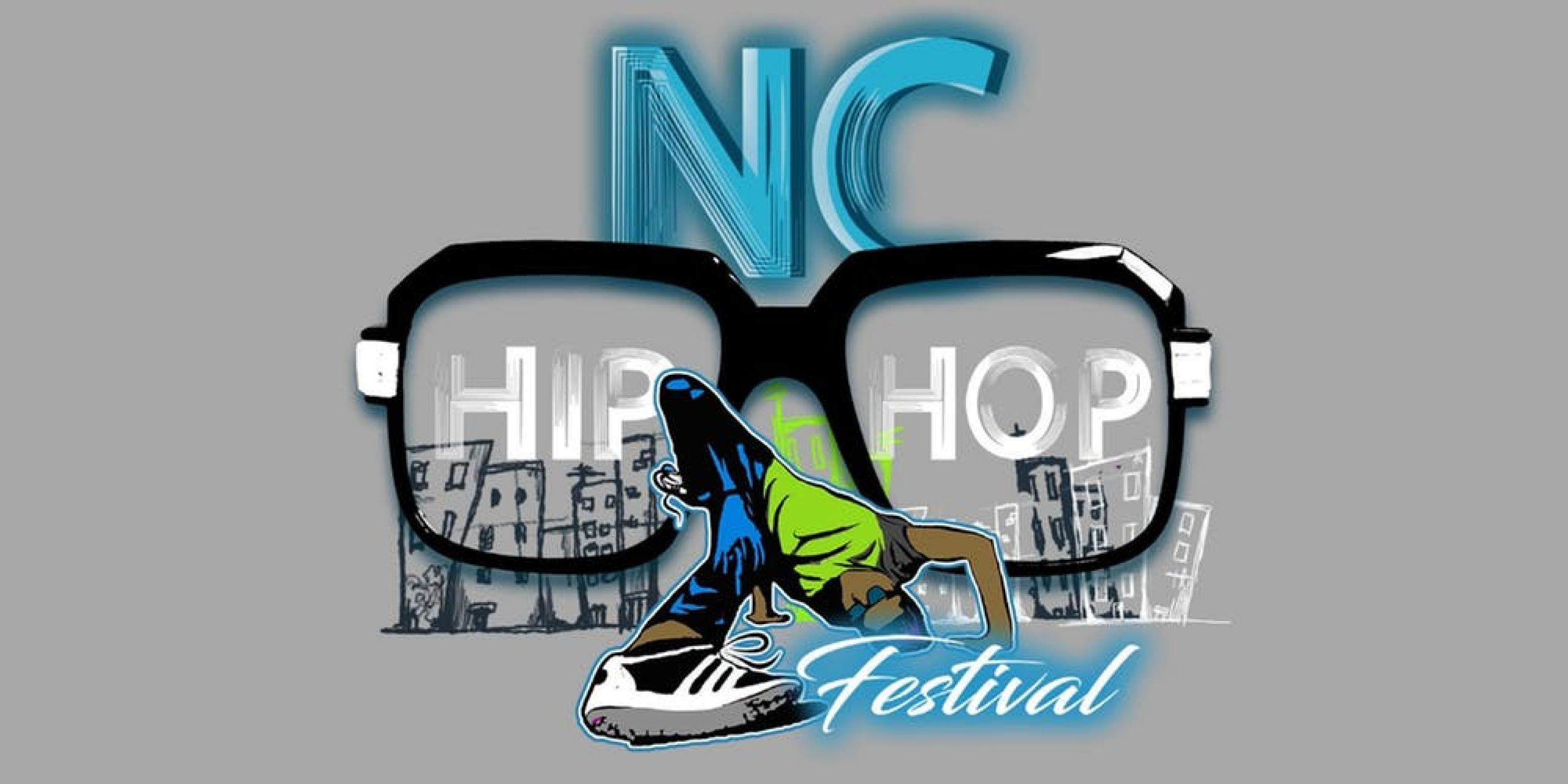 NC HipHop Festival Poster