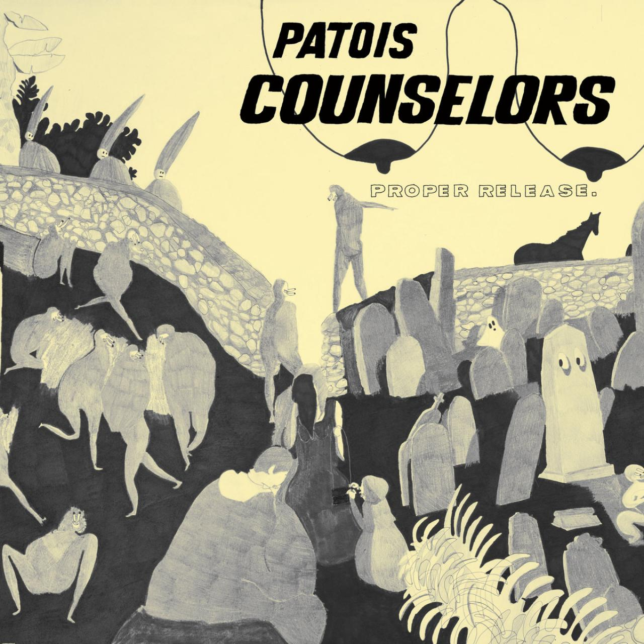 Patois Counselors - Proper Release album cover