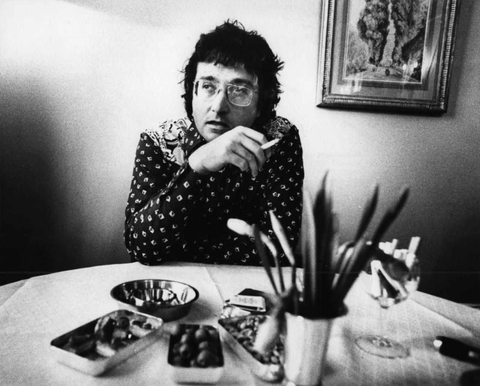 Portrait of Randy Newman by Gusbert Hanekroot / Getty Images