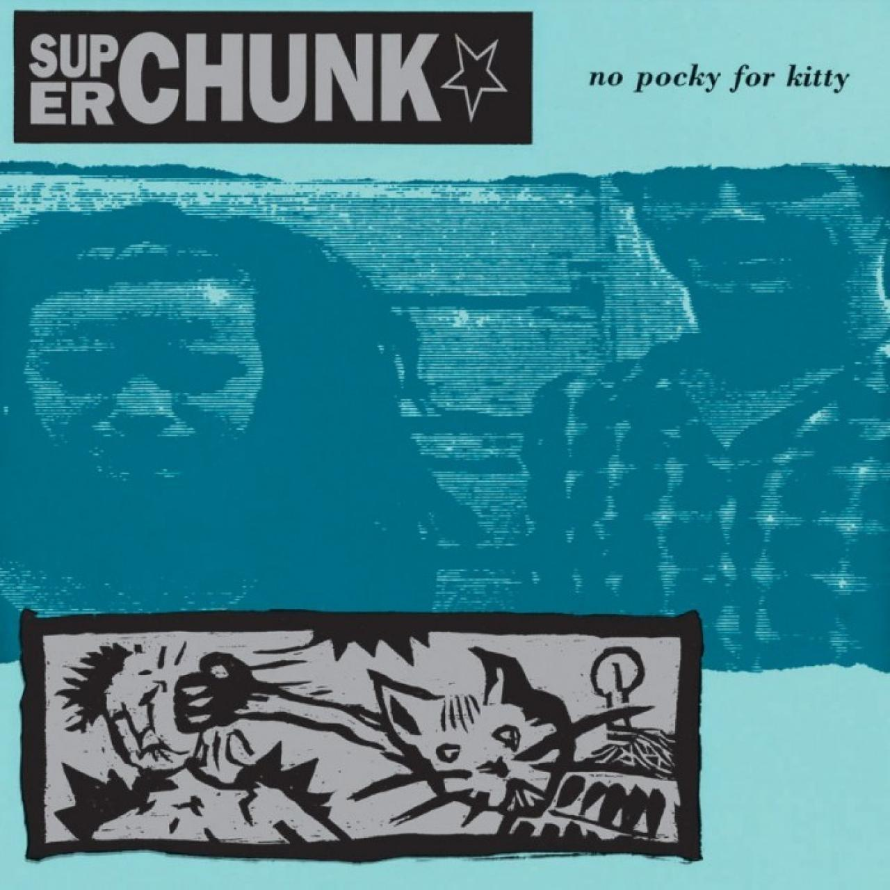 Superchunk No Pocky For Kitty