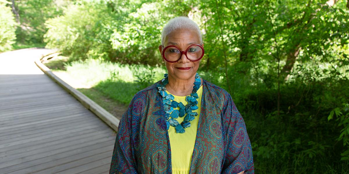 N.C. Poet Laureate Jaki Shelton Green