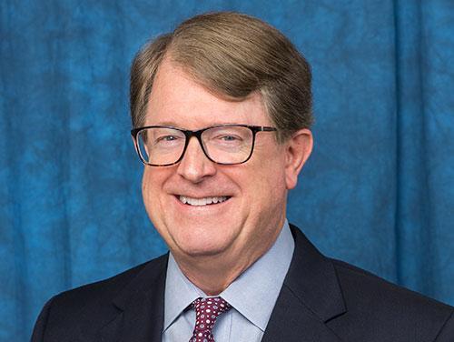 N.C. Commerce Executive Director of Strategic Planning Bob Collins