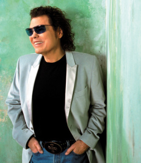 This is a picture of Ronnie Milsap, born January 16 in Robbinsville.