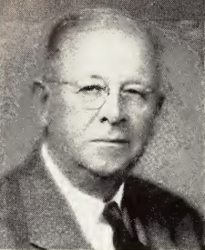 An image of Paul H. Rose. Image from the State Library.